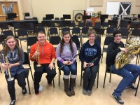 All-State Band Auditions